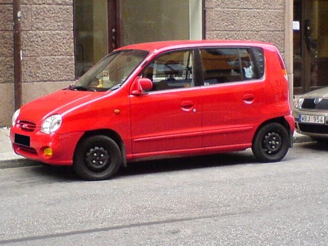 Modifikasi Mobil Hyundai Atoz