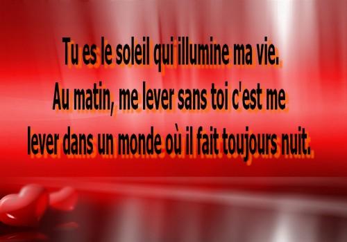 Petits mots d 39 amour et phrases d 39 amour messages et sms d - Image d amour gratuite ...