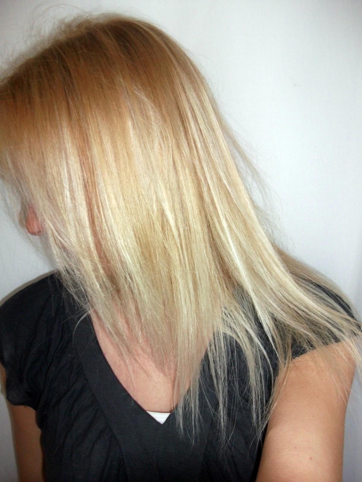 Lilly Belle About Town John Frieda Precision Foam Hair