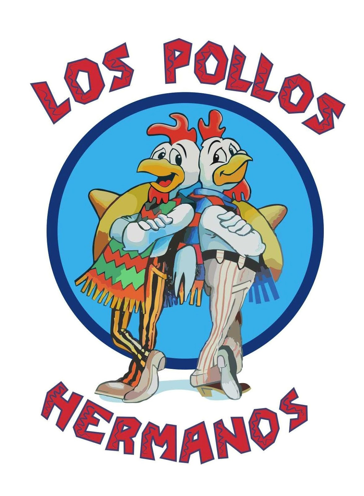 Los pollos hermanos transfer breaking bad