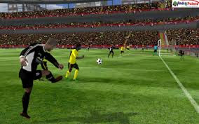 First Touch Soccer 2015 V2.08 MOD Apk + Data (Unlimited Coins + VIP) Android