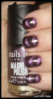 nails inc. magnetic nail polish houses of parliament swatches and review