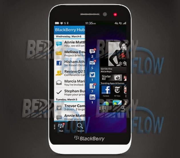 Spesifikasi Harga BlackBerry Z5