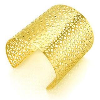 bracelete semi-joia