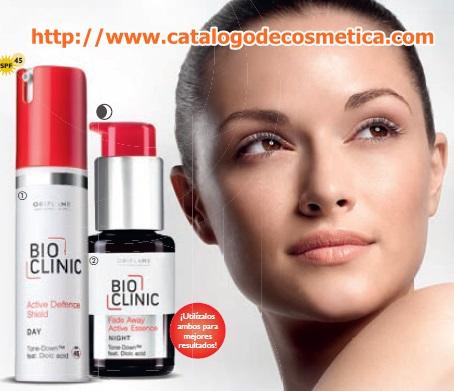 Bioclinic de Oriflame http://www.catalogodecosmetica.com