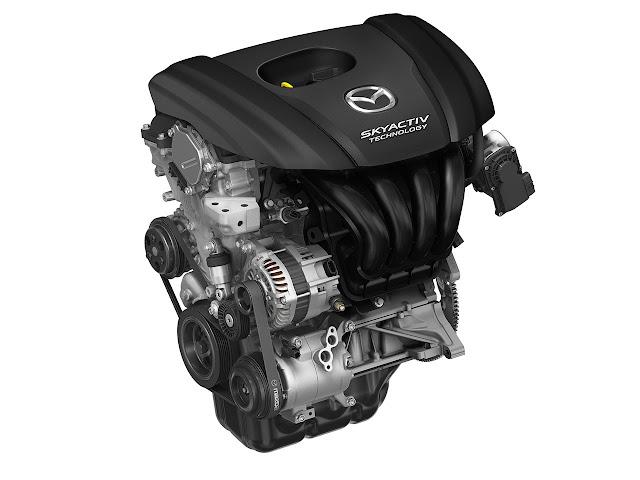 Mazda3 Hatchback engine