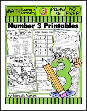 math worksheet : the best of teacher entrepreneurs ii free math lesson  u201cnumber 3  : Best Math Worksheets