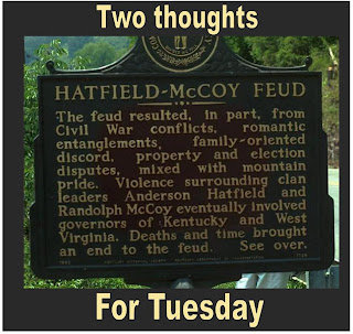 The Hatfield and McCoys