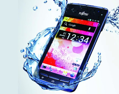 Tata DoCoMo and Fujitsu launch F-074 3G Android smartphone for Rs. 21,900