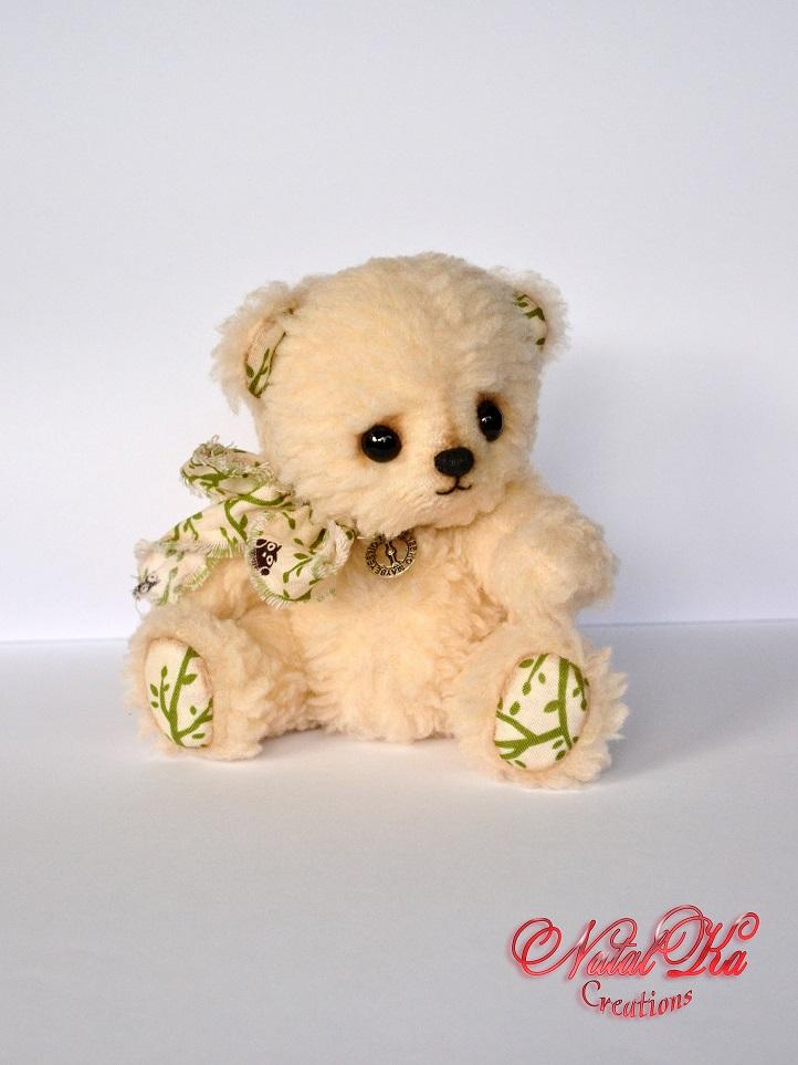 Teddybär handgemacht von NatalKa Creations