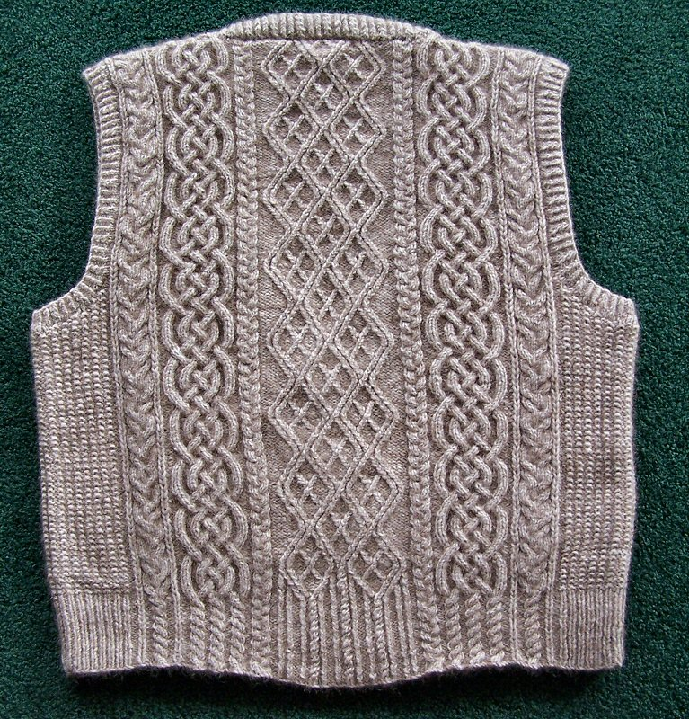 Knitted Patterns : aran knitting patterns-Knitting Gallery