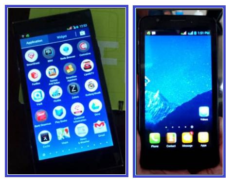 Harga HP Smartfren Andromax i3s dan G2