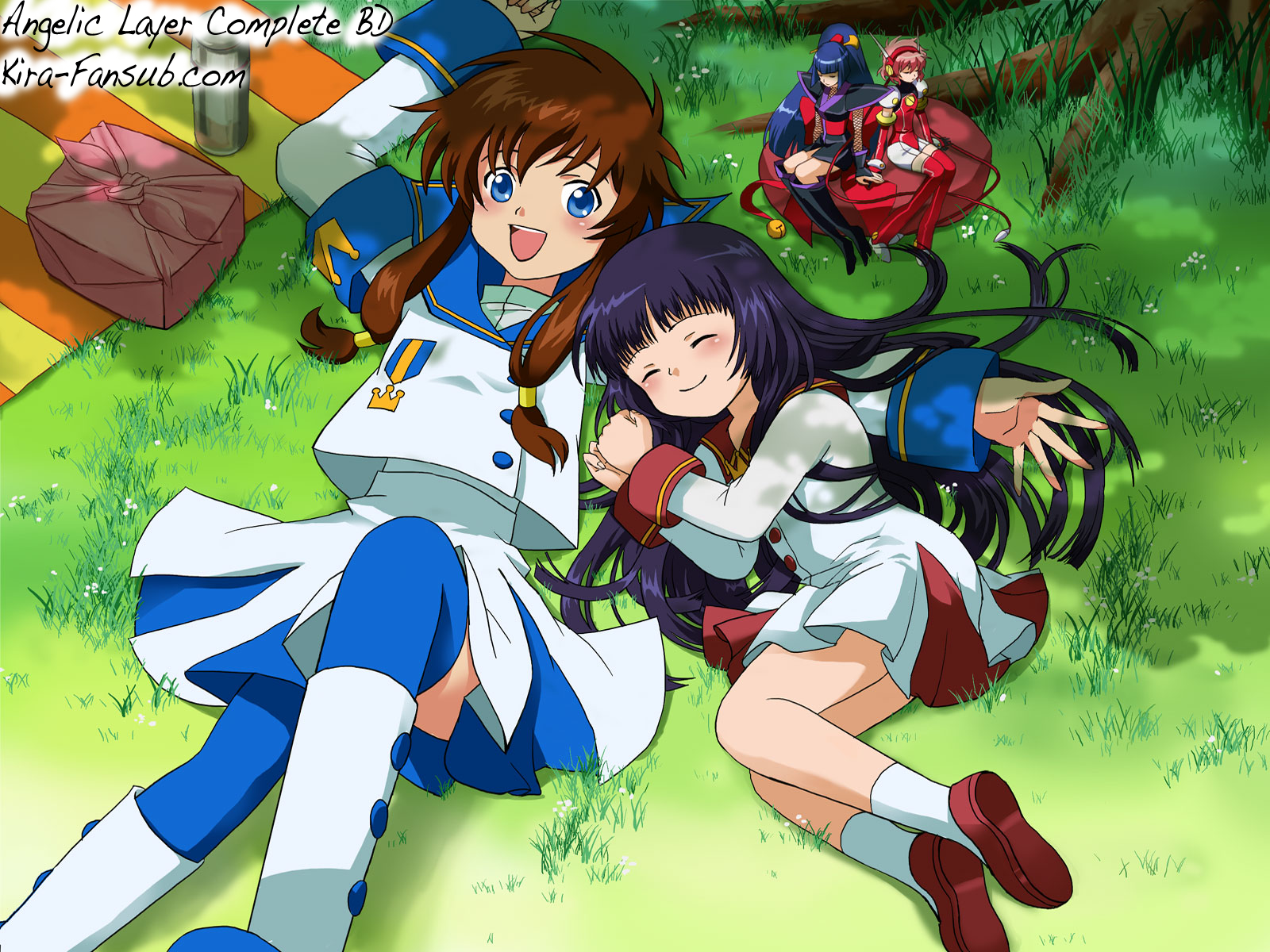Angelic Layer, Wallpaper - Zerochan Anime Image Board