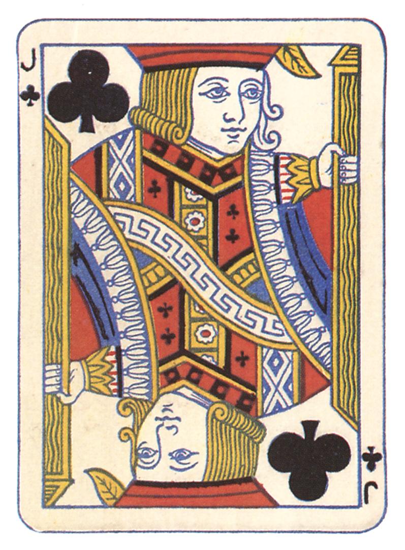 Картинки для игральных карт декупаж