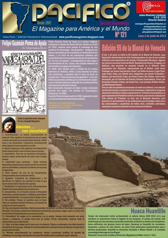 Revista Pacífico Nº 121 Arqueología