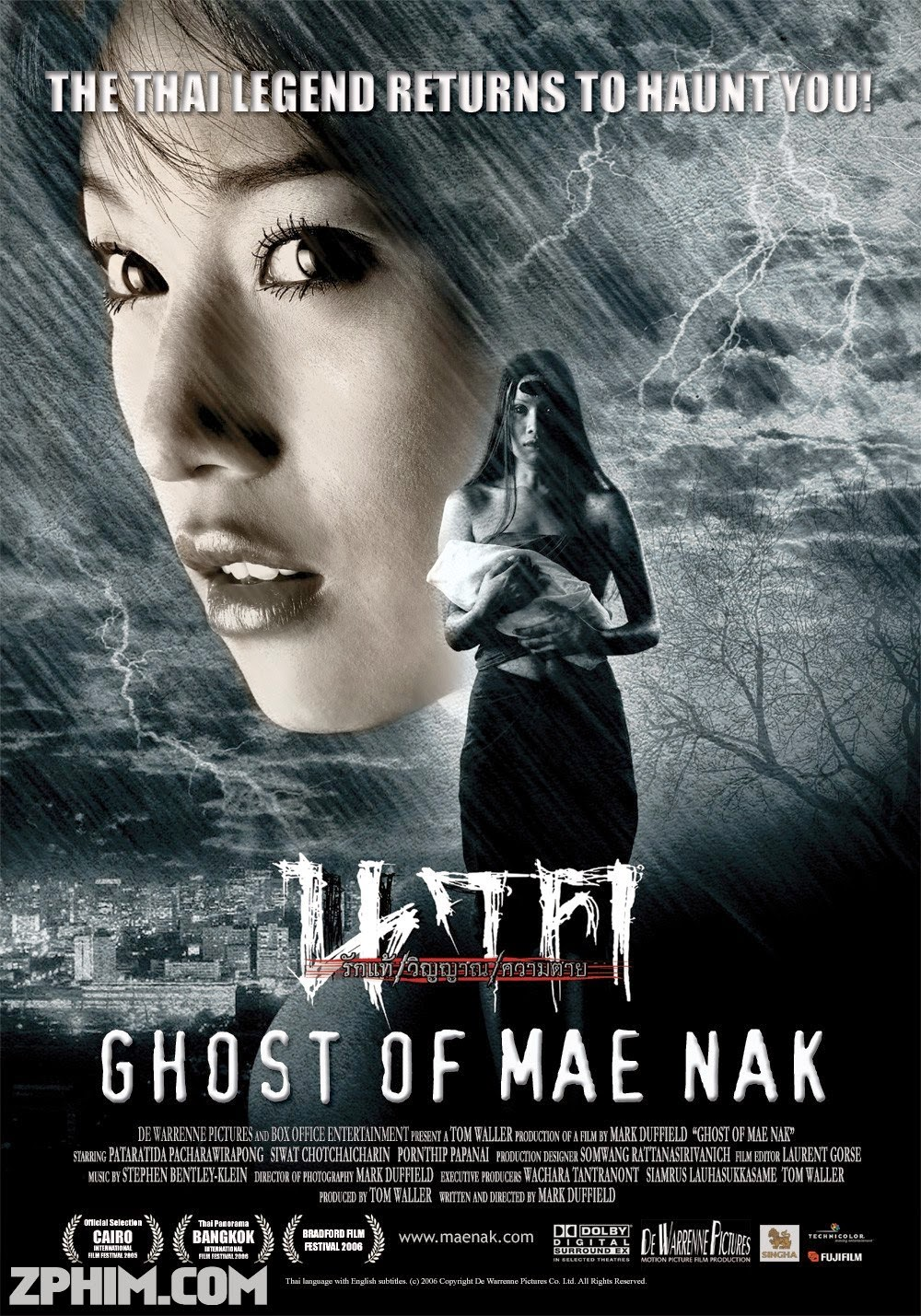 Hồn Ma Thái Lan - The Ghost Of Mae Nak (2005) Poster
