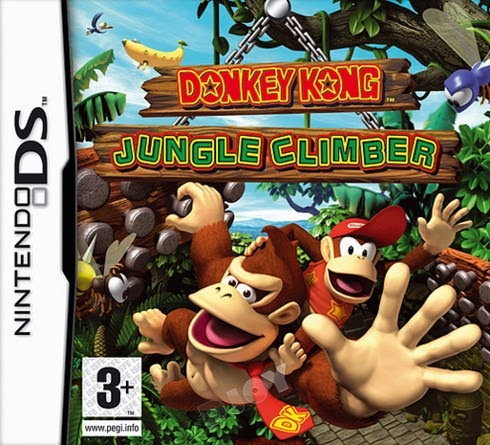 Donkey Kong – Jungle Climber y King of Swing (GBA-NDS) (Español)