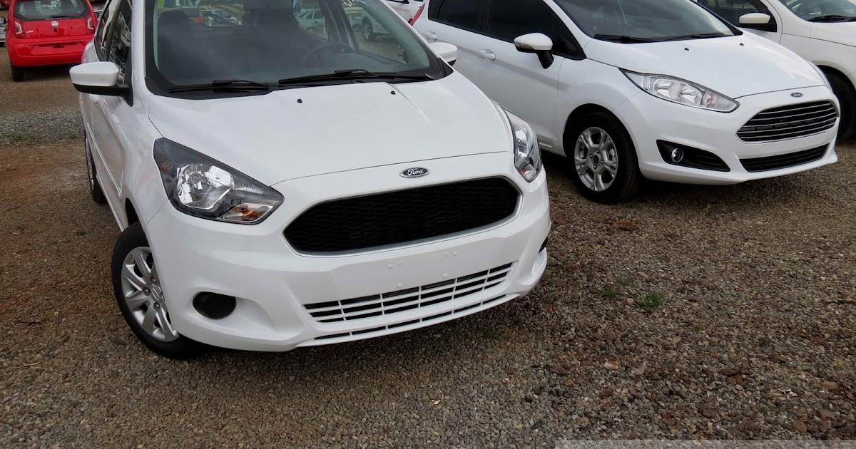 Ford ganha mercado com vendas de Novo Ka e New Fiesta