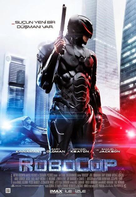 RoboCop 2014 filmin afisi