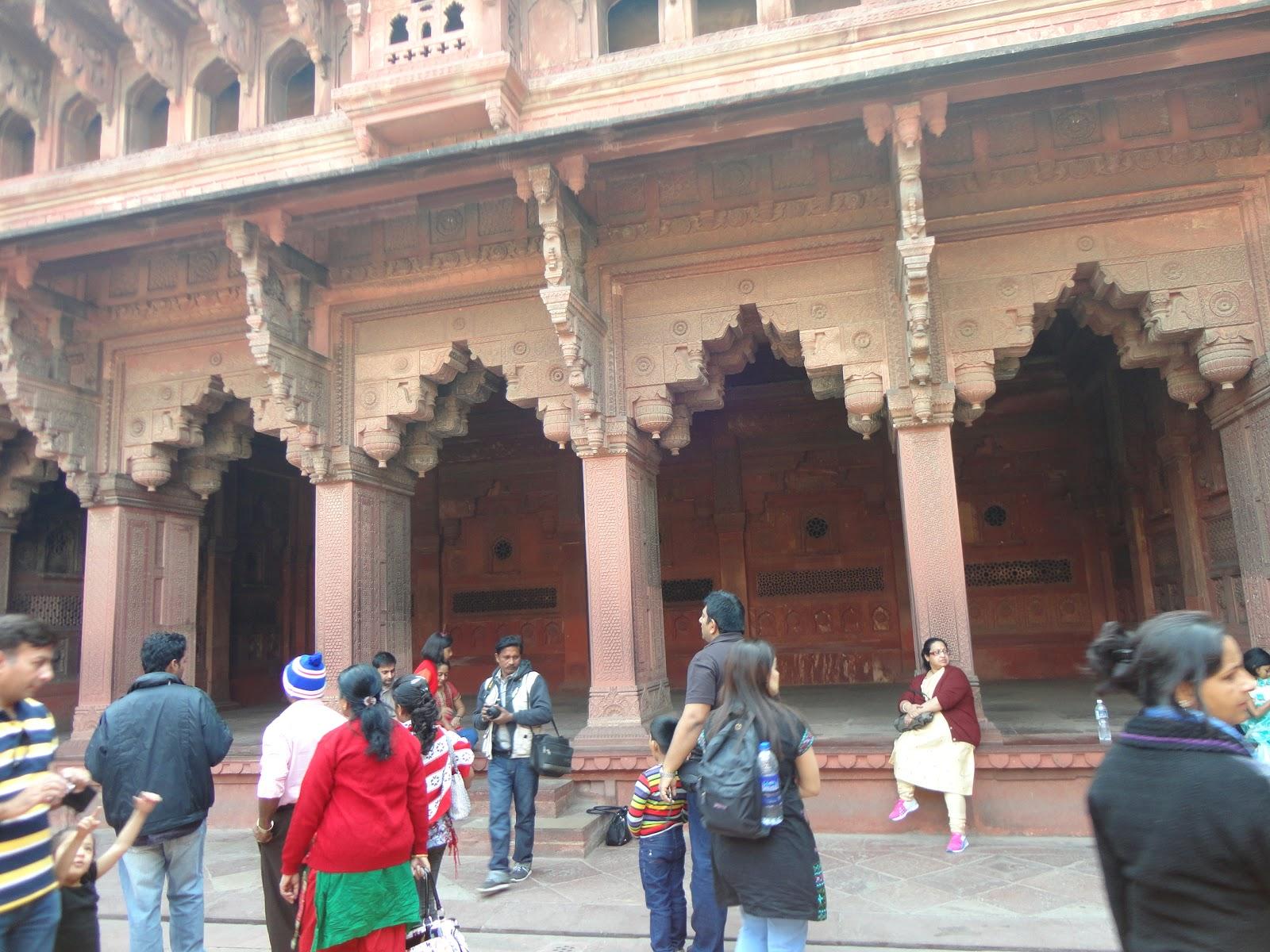 Emperor Jehangir Room Agra Fort Agra