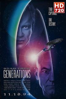 Ver pelicula Star Trek VII. La próxima generación (Viaje a las estrellas 7) (1994) gratis