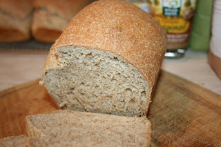 home made brown bread