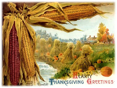 Free Thanksgiving PowerPoint Background 9