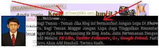 Cara Membuat Warna Background Teks Di Postingan blog