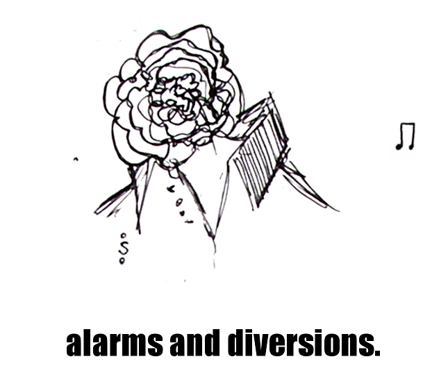 ALARMS AND DIVERSIONS