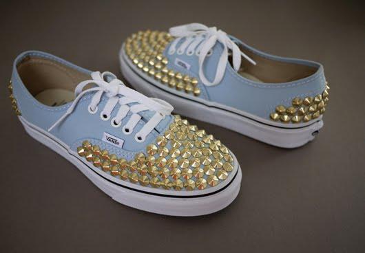 zapatillas vans mujer con tachas