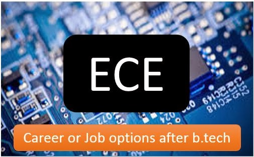 different career or job options after be btech ece