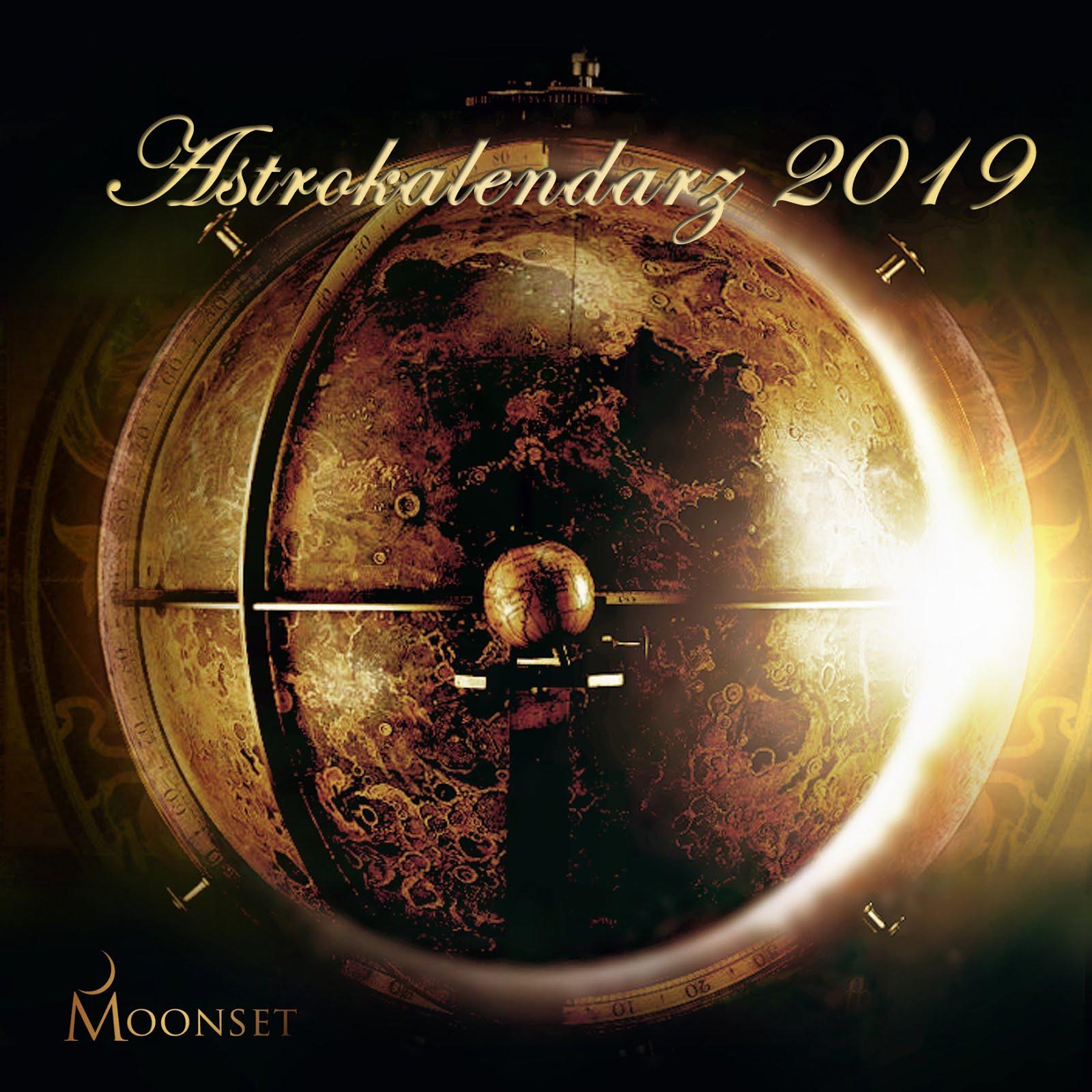 Zamów Osobisty Astrokalendarz na 2019 rok!