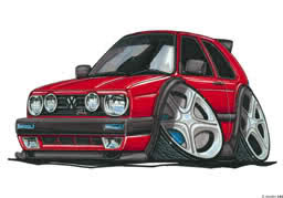FOTOS GOLF MK2