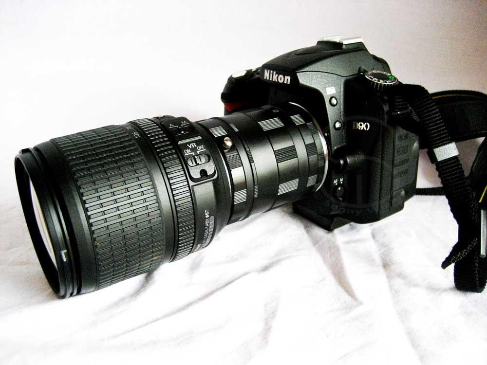 Объектив Nikon 501.4 D Мануал Руководство Инструкция