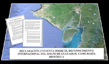Declaración Bahía Histórica Golfo de Guayaquil