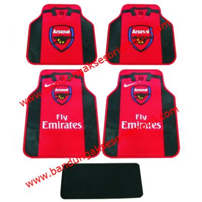 Karpet Arsenal Fly Emirates Shanghai