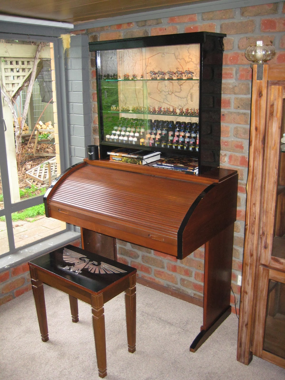 The Thunder Guard Diy Hobby Desk
