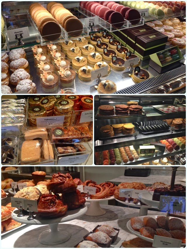 Bouchon Bakery, New York