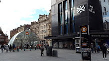 Research on Glasgow: Deciphering Urban Life at St. Enoch Square