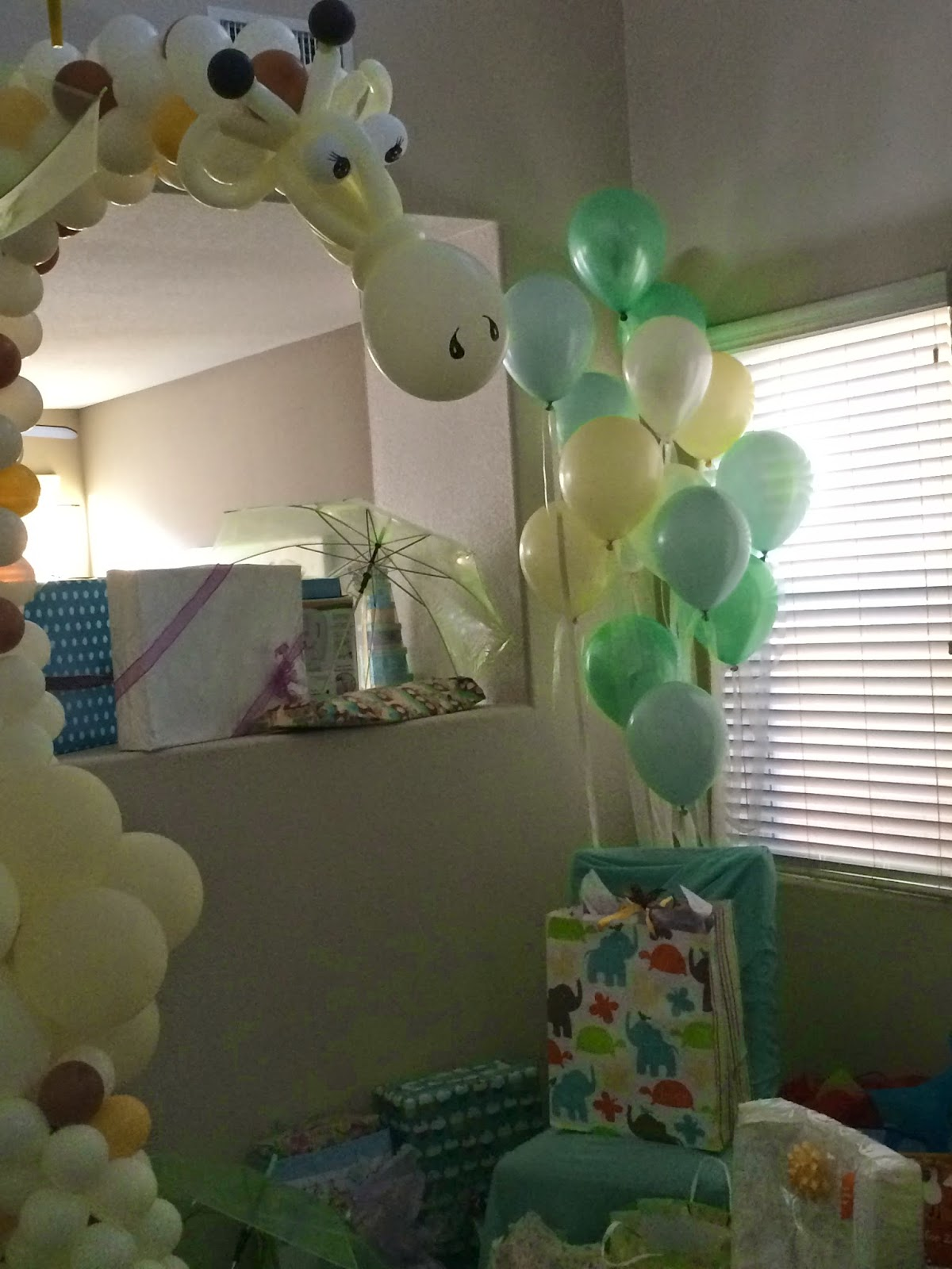 DreamARK Events Blog Baby Shower party decoration