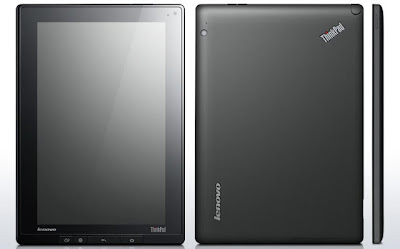 Review Android Tablet - ThinkPad Tablet
