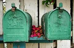 Deja tu carta en el buzón
