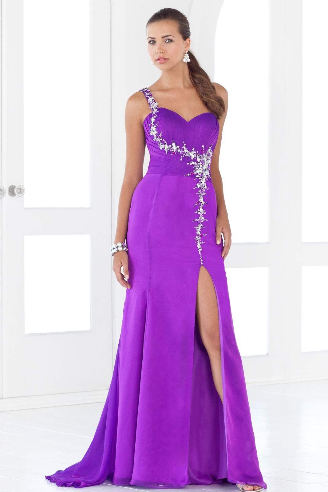 d shadez perfect purple gowns