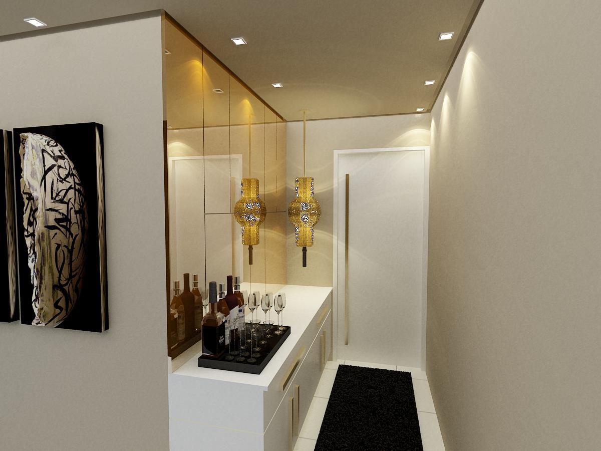 Hall de entrada do meu apartamento #AD871E 1200 900