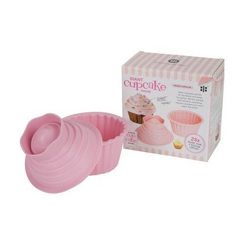 Mama muffins blog novedades cupcake gigante - Moldes cupcakes silicona ...