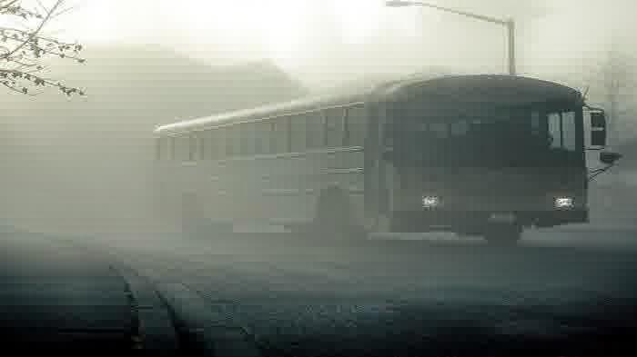 Kisah Misteri bus hantu di Gianyar