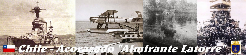 "Chile - Acorazado ""Almirante Latorre"""