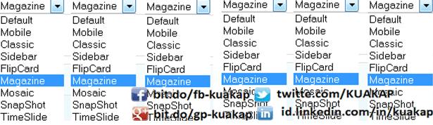 Cara Mengubah Tampilan Blogspot Dengan Pasang Widget Di Sidebar Khusus Template Bawaan asli blogger.com
