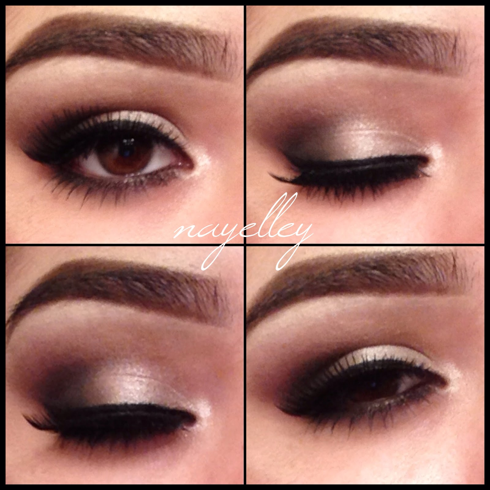 Makeup By Nayelley Prom Eye Makeup 2014