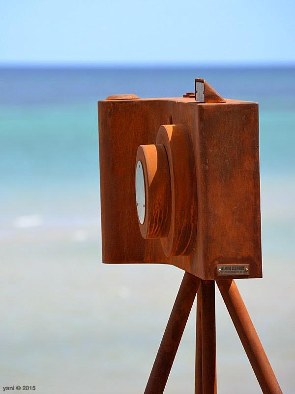 rusty camera
